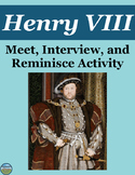 King Henry VIII Interview Review Activity