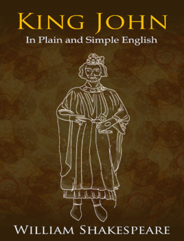 King John in Plain and Simple English
