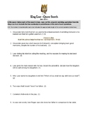 Shakespeare - King Lear - Act 1 Quote Search