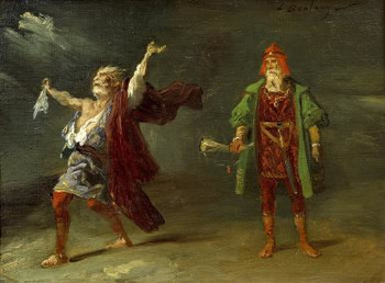 King Lear Act 3 - Summative Learning Activities (Bundle)