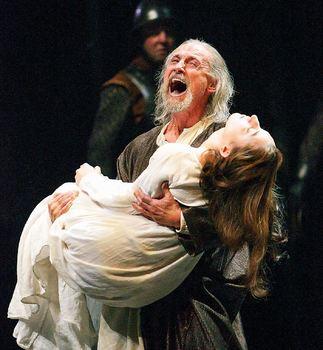King Lear Act 5 - Multiple Choice Quiz