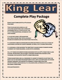 King Lear Complete Play Package