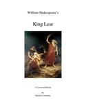 King Lear Crossword