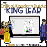 The Critical Reader's Guide to King Lear: Digital Interactive Notebook
