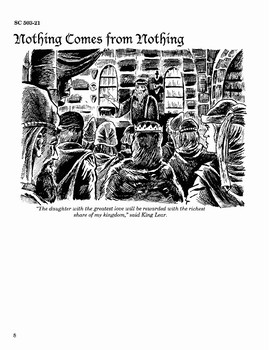 King Lear eBook 10 Chapter Reader