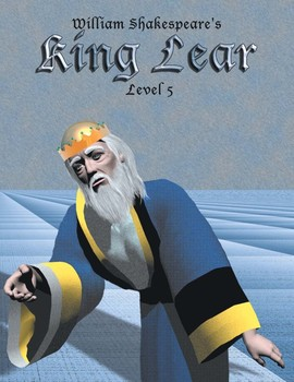King Lear, Easy Reading Shakespeare 10 Chapter PDF eBook,