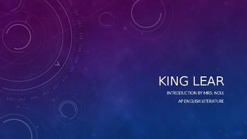 King Lear PowerPoint