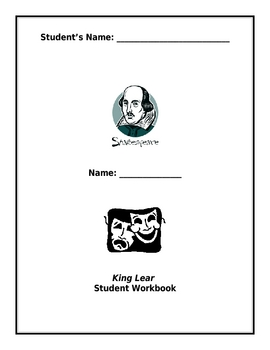 King Lear Student Workbook