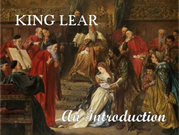 King Lear Introduction