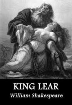 King Lear scene-by-scene summary and analysis guided notes