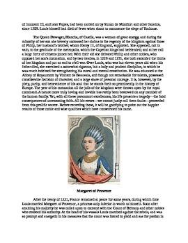 King Louis IX of France