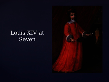 Day 061_King Louis XIV: Absolute Monarch of France - PowerPoint