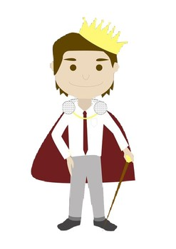 King Matt the First Word Search