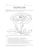 King Midas Glyph Activity