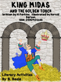 King Midas and the Golden Touch Literacy Package - 21 pages