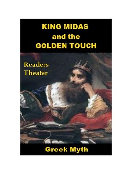 King Midas and the Golden Touch Readers Theater
