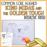 King Midas and the Golden Touch Trifold (Reading Street 2011 edition)