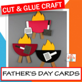 King Of The Grill - Father's Day Card
