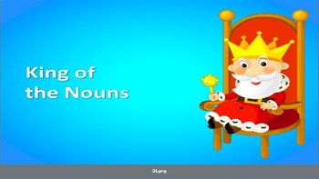 King Of The Nouns