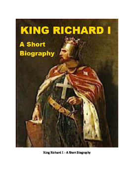 King Richard I of England