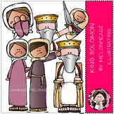 King Solomon clip art - Bible - COMBO PACK - by Melonheadz