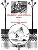 King TuT Day: November 4th  (Interactive Notebook Activity) FREE!