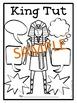 King Tut Graphic Organizers