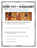 King Tut - Webquest with Key (History.com) (Ancient Egypt)