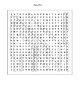 King Tut Word Search and Vocabulary Assignment