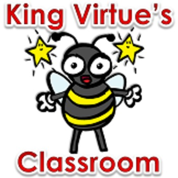 King Virtue - Compass Rose and Continents Anchor Chant [1: