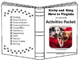 King and Kirby Move to Virginia Workbook