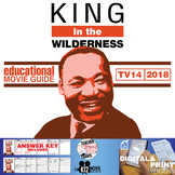 King in the Wilderness Movie Guide | Questions | Worksheet (TV14 - 2018)