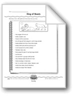 King of Beasts (Persuasive Paragraph)