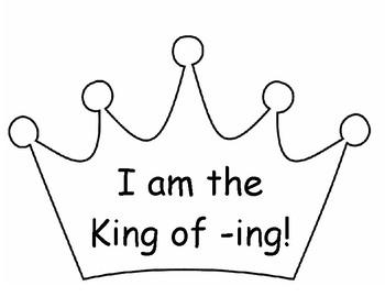 King of -ing Crown