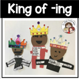 King of ing Inflectional Ending Poem and Craft