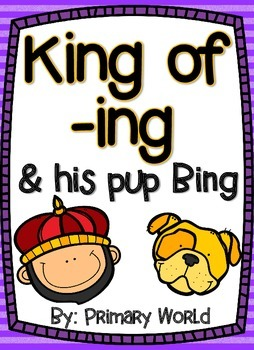 King of -ing and his Dog Bing!