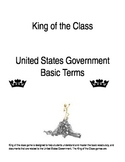 United States Government -- Basic Vocabuarly -- Documents