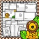 King of the Jungle! Lion Craft and Writing Activities or Z
