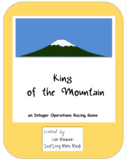 King of the Mountain: An Integer Operations Racing Activity