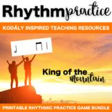 King of the Mountain, Rhythm Bundle