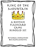 King of the Mountain - Rhythm Practice Game Bundled Set