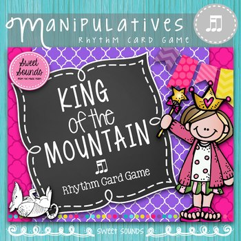 King of the Mountain {Rhythm Game - Takadi / Tika-ti / Tiri-ti}