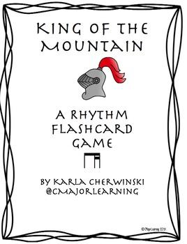 King of the Mountain - Rhythm Practice Game ti-tika (eight
