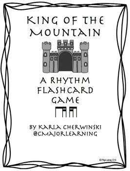 King of the Mountain - Rhythm Practice Game ti-tika tika-ti