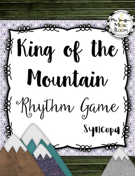 King of the Mountain {Syncopa}