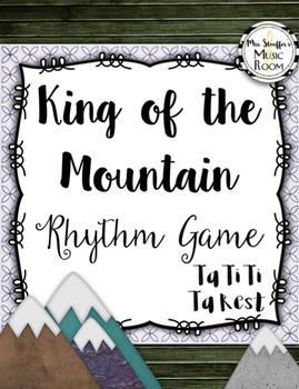 King of the Mountain {Ta TiTi Ta Rest}