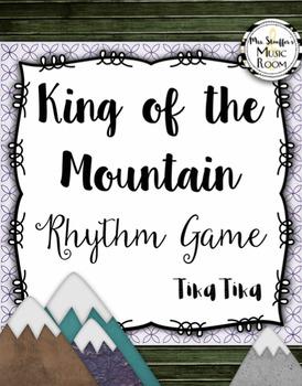 King of the Mountain {Tika Tika}