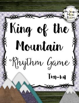 King of the Mountain {Tim-ka}