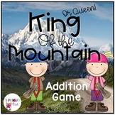 King of the Mountain: Whole Class Addition Game