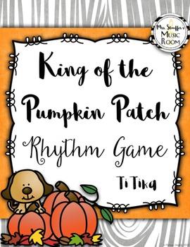 King of the Pumpkin Patch {Ti Tika}